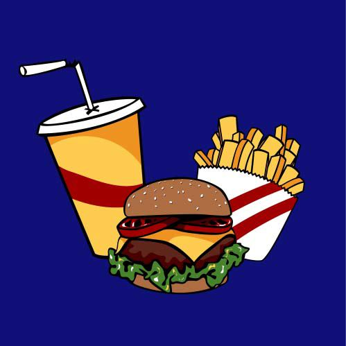 Fast foods que significa