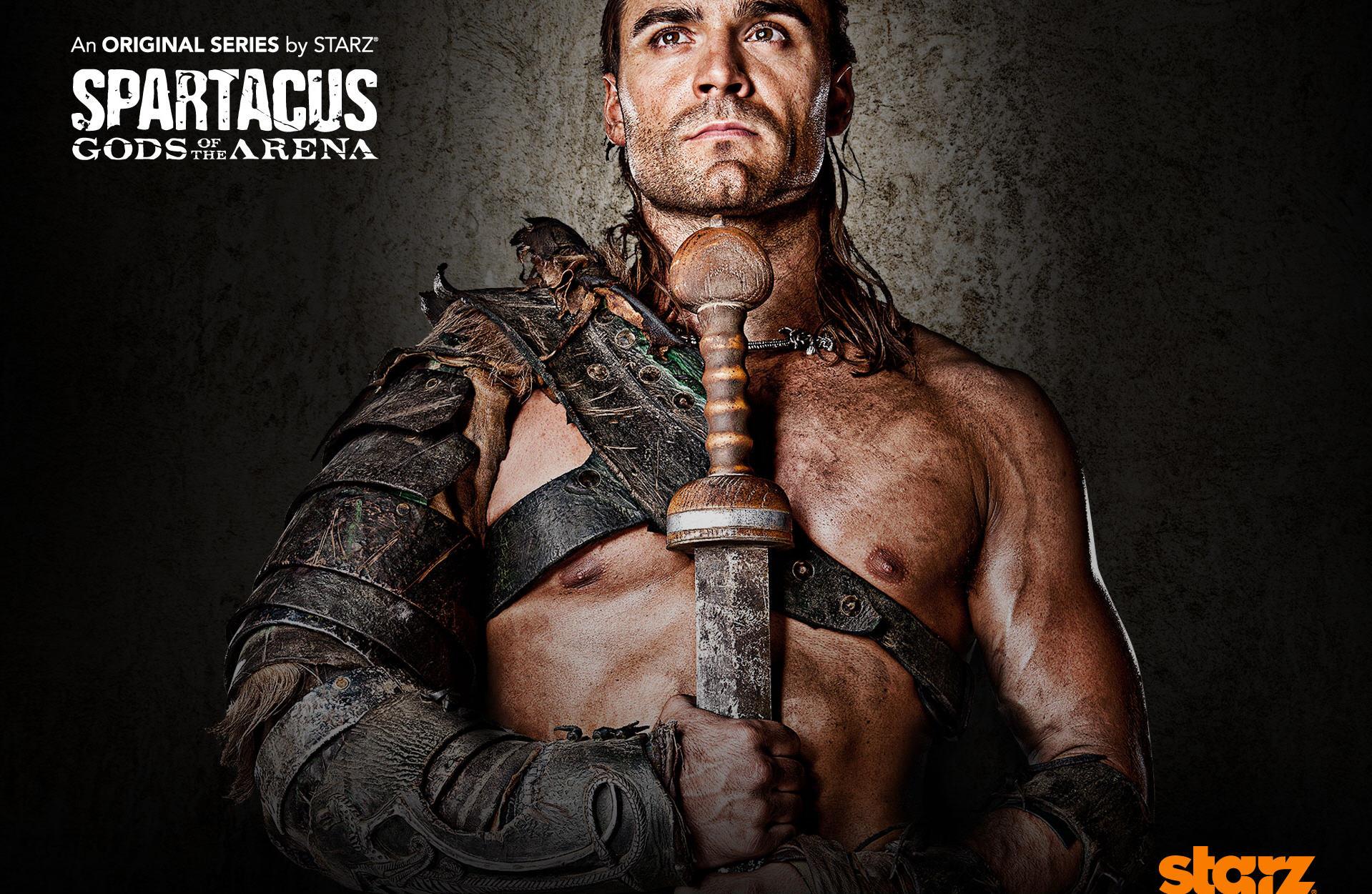 спартак-боги арены 2 серия