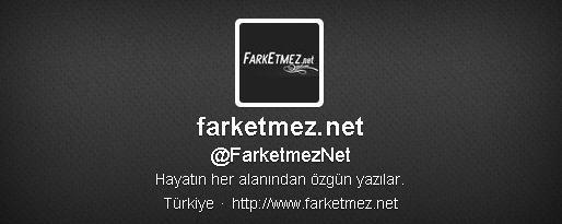 Farketmez.net Twitter