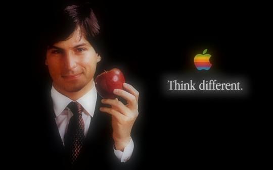 Farklı düşünün.