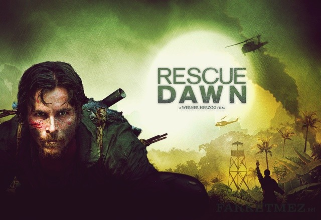 Hayatta Kalma Filmleri - Rescue Dawn