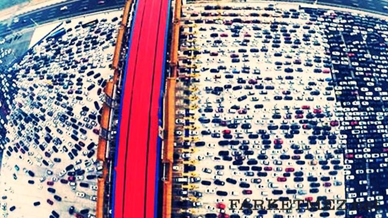 Çin'deki Trafik