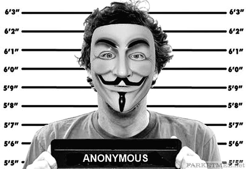 Anonymous Hapis Cezası