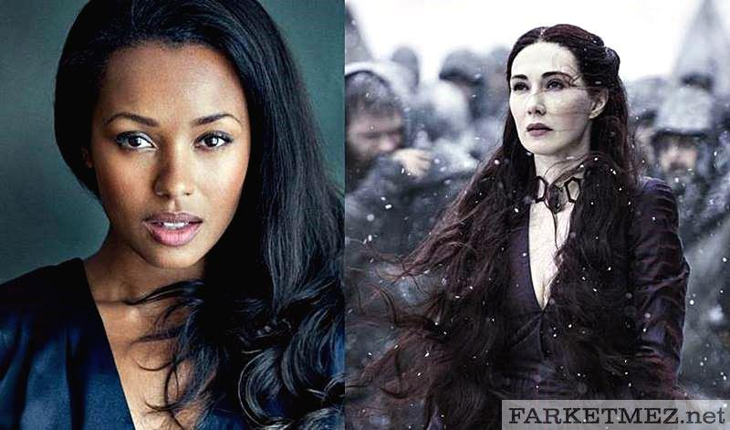 Game Of Thrones 6. Sezon Melanie Liburd