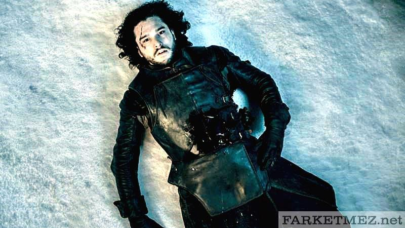 Game Of Thrones 6. Sezon Jon Snow
