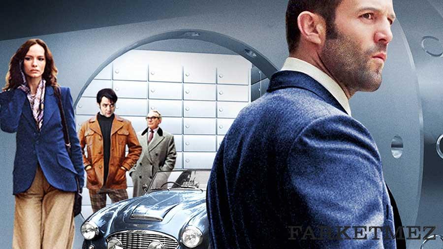 Soygun Filmleri Listesi : The Bank Job (Banka İşi)