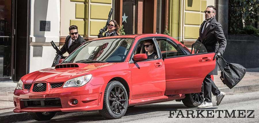 Soygun Filmleri Listesi : Baby Driver (Tam Gaz)