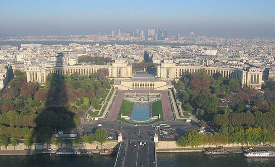 Panoramik 360 Derece Şehirler