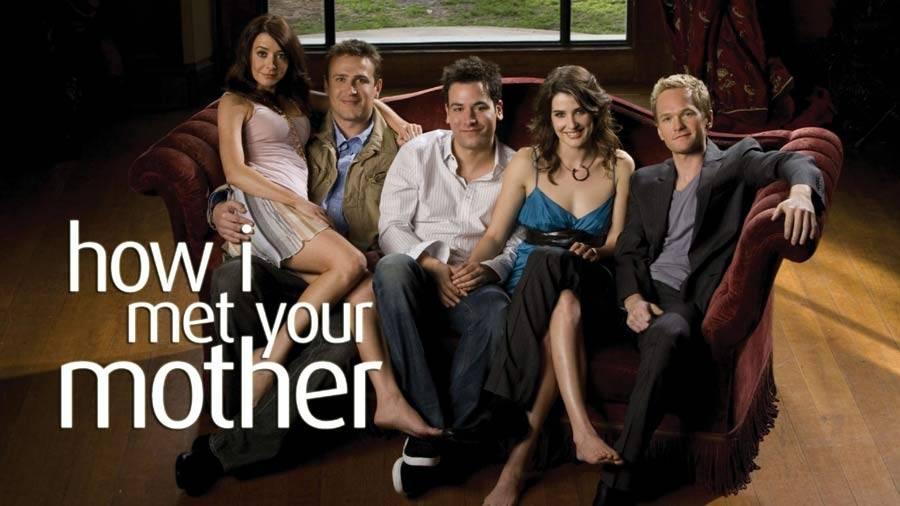 How I Met Your Mother 6. Sezon 1. Bölüm