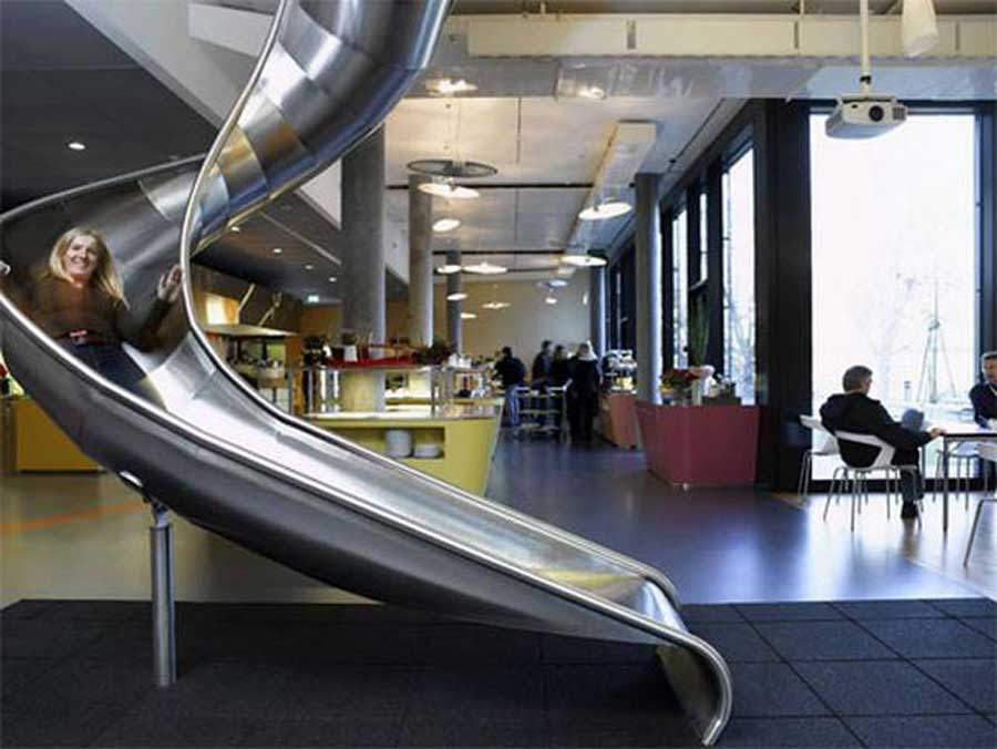 Google, Facebook ve Yahoo Ofislerinde Çalışmak