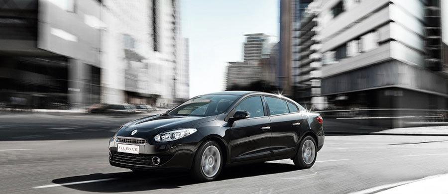 Renault Fluence Reklamı