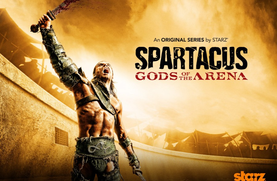Spartacus Gods Of The Arena 3. Bölüm