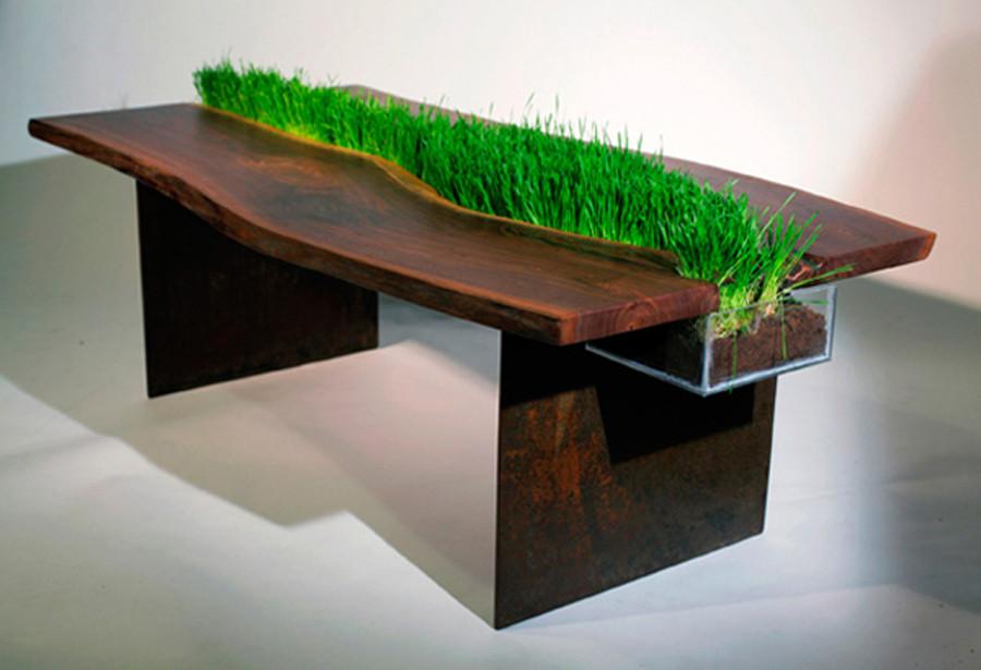 En Organik Masa Tasarımı