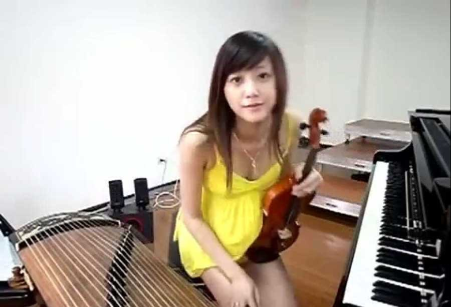 Tayvanlı Genç Yetenek: Shara Lin