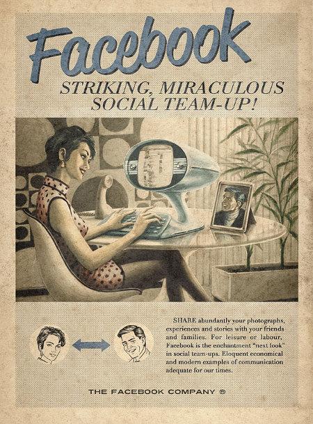 Günümüz Markalarına Vintage Reklamlar Kullanılırsa