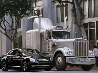2012 Volkswagen Beetle Reklamı