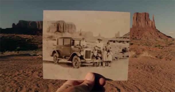 Chevrolet'ten 100. Yıla Özel Reklam