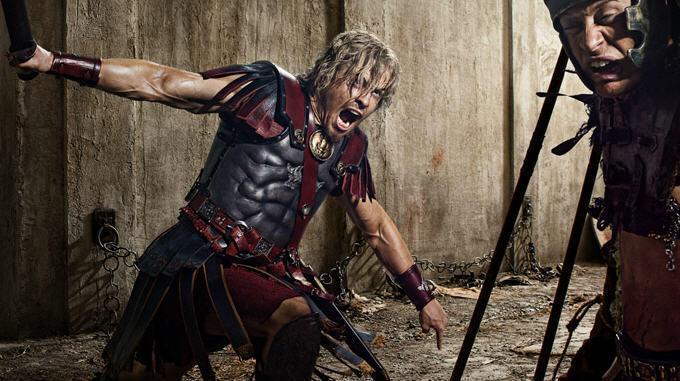 Spartacus Dizisinin Yeni Karakterleri