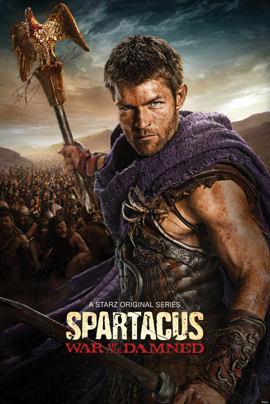 Ve Hasret Bitiyor ! Spartacus War of the Damned