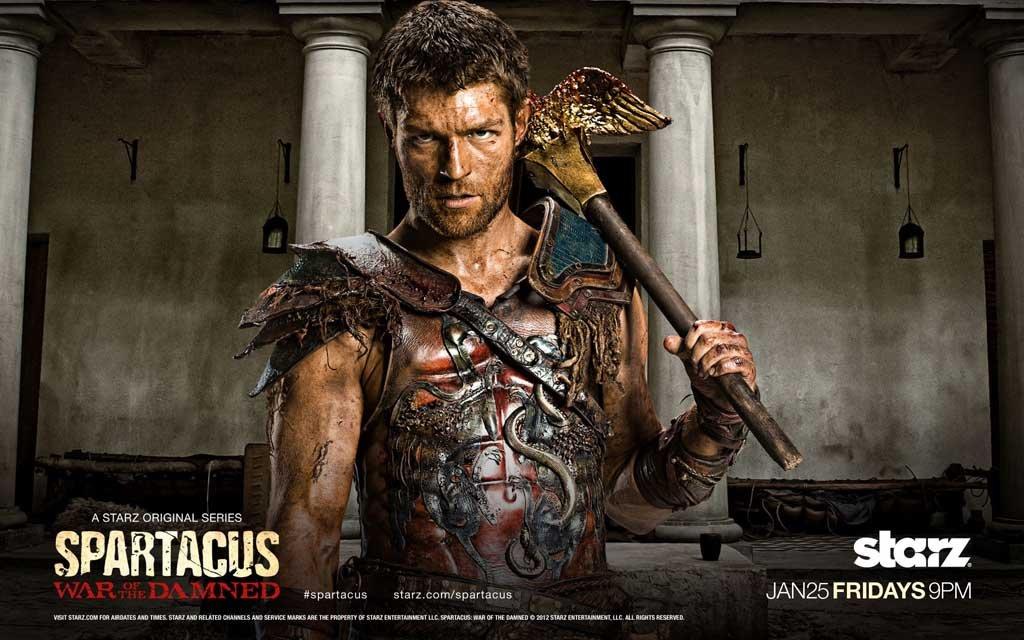 Spartacus War of the Damned 3. Sezon 3. Bölüm Fragmanı