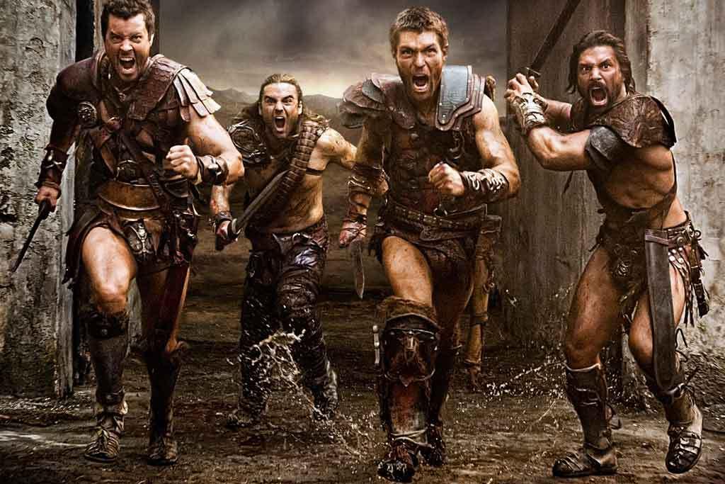 Spartacus War of the Damned 3. Sezon 4. Bölüm Fragmanı