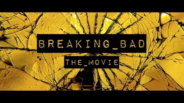 Tüm Breaking Bad Sezonlarını 2 Saate Sığdıran Film