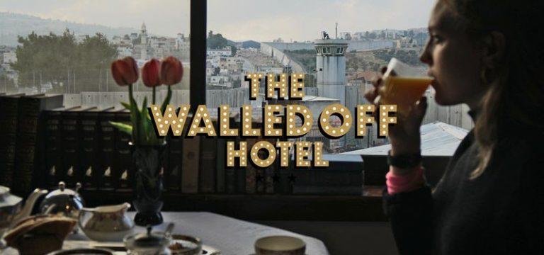 Banksy'den Dünyanın En Acı Manzaralı Oteli: The Walled Off/Tecrit Otel